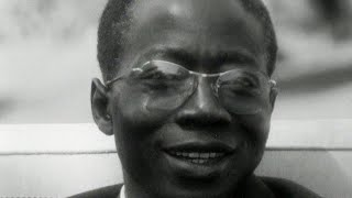 Leopold Senghor video