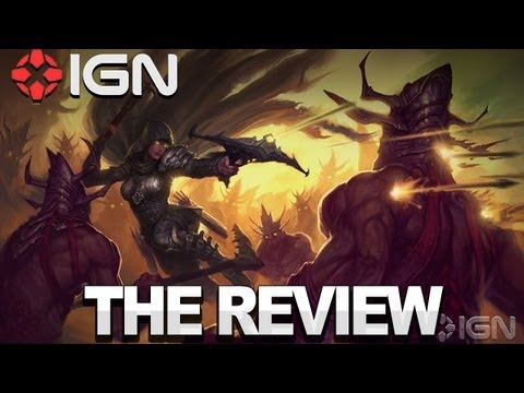 Diablo III Review - IGN Reviews