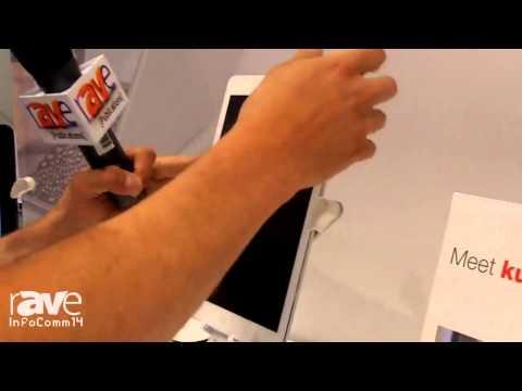 InfoComm 2014: Revolve Robotics Introduces kubi Portable Videoconferencing Device