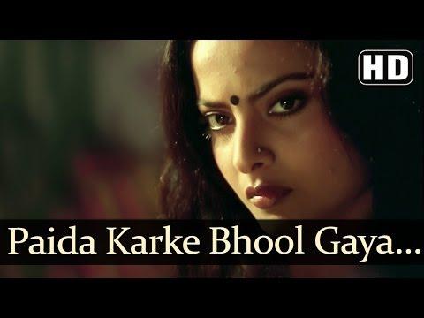Paida Karke Bhool Gaya (HD) - Jeevan Dhara Songs - Raj Babbar...