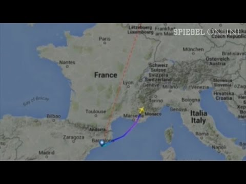 Flugzeugabsturz in Frankreich: Viele deutsche Opfer