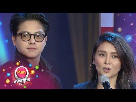 PUSH Awards 2017: Kathryn Bernardo and Daniel Padilla | Vivo Personality of the Year