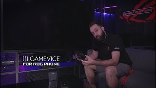 Take control with ROG Phone - Gamevice & WiGig Display Dock | ROG