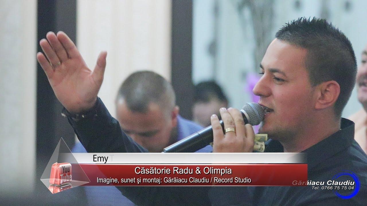 Emy Tudorescu - Dulce e vinul si rece, Sa traiesti nasule mare | LIVE Casatorie Radu & Olimpia