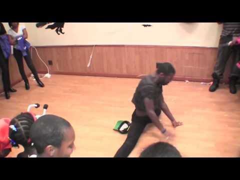 NEW YORK CITY DANCE-HALL KING TOUCH-UP TV HD