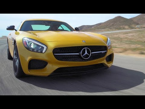How Engine Placement Gives This Mercedes-AMG Its Edge