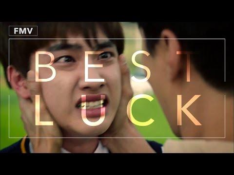 【IT'S OK,IT'S LOVE OST】CHEN「BEST LUCK」MV / EXO D.O.ver.