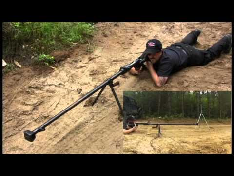 PTRD-41 Anti-tank rifle