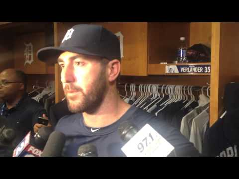Video: Detroit Tigers' Justin Verlander shuts down Royals in 'biggest series of the year'