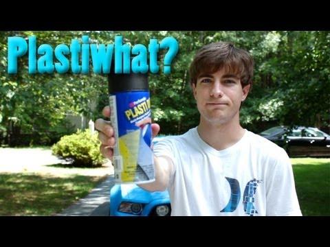 How to Use Plastidip!