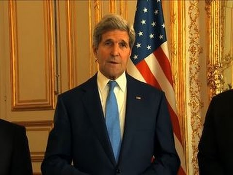 Secretary John Kerry explains evacuation of U.S. Embassy in Libya