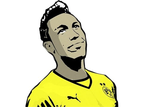 Pierre Emerick Aubameyang - Pure Speed 2014/2015 | HD