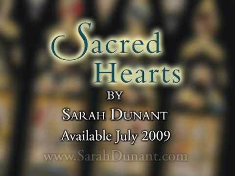 SACRED HEARTS by Sarah Dunant (book trailer)