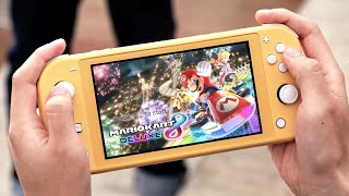 Nintendo Switch Lite - Announcement Trailer