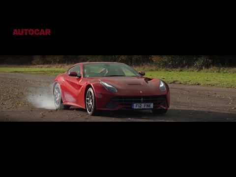 Ferrari F12 Berlinetta vs Porsche 911 Turbo S vs Mercedes SLS Black Series - 200mph drag race