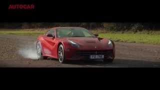 Ferrari F12 Berlinetta vs Porsche 911 Turbo S vs Mercedes SLS Black Series - 200mph drag race
