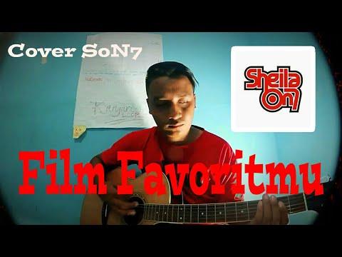 Cover Sheila On 7   Film Favoritmu