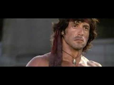 Rambo Soundtrack (Frank Stallone) - Peace in Our Life Music Videos