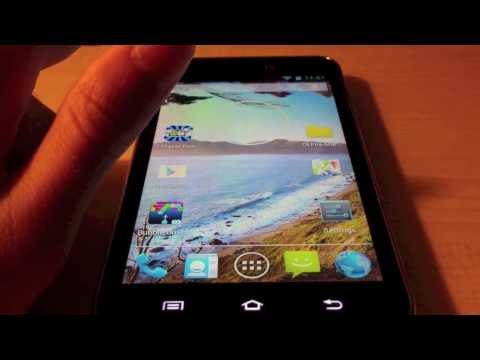CyanogenMod 10.1 Running on the Samsung Galaxy Player 5.0