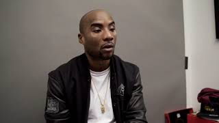 Charlamagne Tha God + Black Tech Representation Part 1 | CThaVlog Episode 3