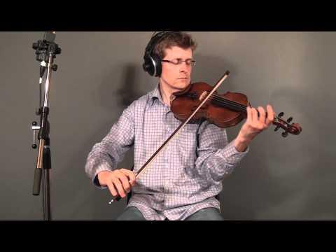 Gypsy Jazz Violin Etude (Lesson) - Lady Be Good (Beginner)
