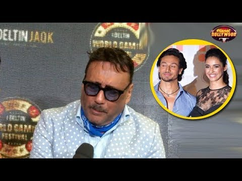Jackie Shroff Reacts To Rumors Of Tiger Moving In With Disha Patani  | Bollywood News