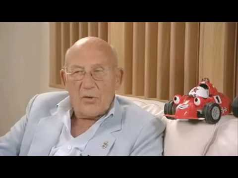 Fifth Gear Web Tv - Murray Walker Interviews Sir Stirling Moss