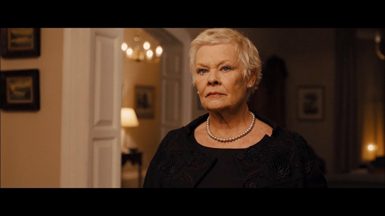 Skyfall James Bond S Intrusion Into M S Apartment 1080p Youtube
