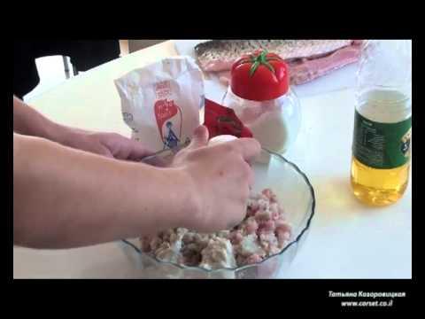 Как приготовить фаршированную рыбу - видео