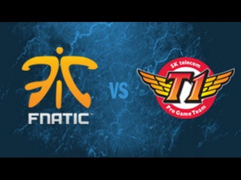 FNC vs SKT - 2014 All-Star Group Stage D2 Music Videos
