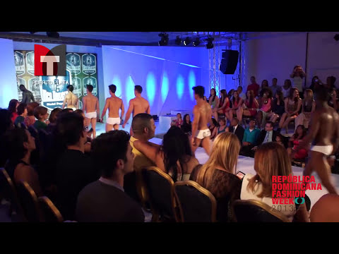 TRAJES DE BAÑO MEN Universe MODEL 2013 VIA ModaTotal TV