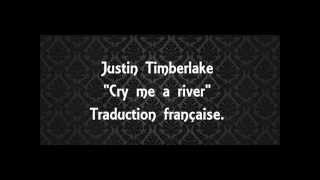 "Download Lagu Justin Timberlake ""Cry me a river""  traduction française Gratis STAFABAND"