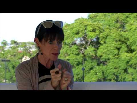 Entrevista con Geraldine Chaplin