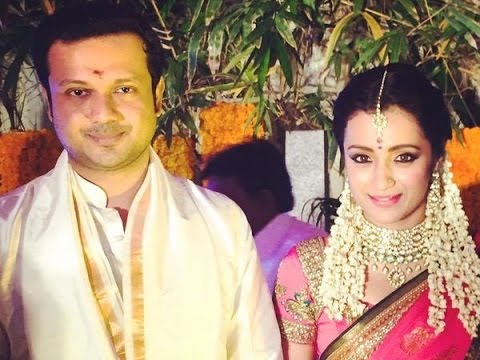Trisha Varun Marriage