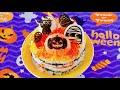Easy Halloween Sushi Layer Cake (Recipe)   OCHIKERON   Create Eat Happy :)
