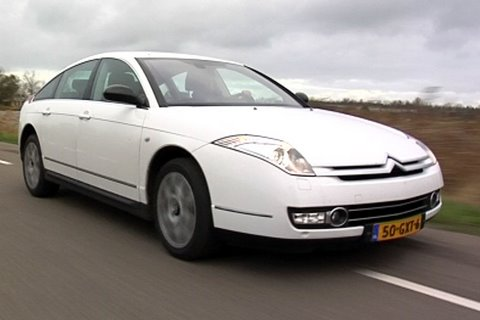 Citroën C6 roadtest