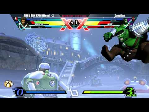 Ultimate Marvel vs. Capcom 3 @ NLBC #66 - Top 4 Matches