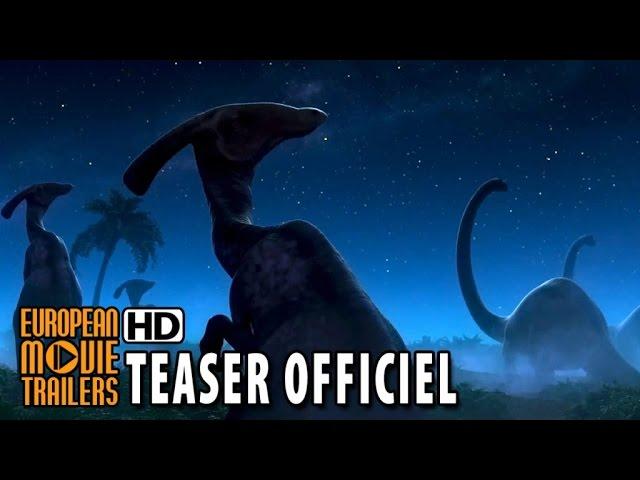 Le Voyage d'Arlo Bande Annonce Teaser (2015) HD