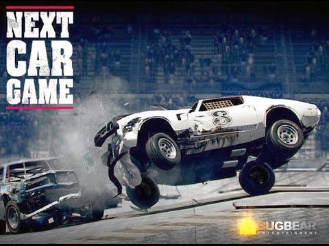 Next Car Game : Wreckfest. Дерби машин.