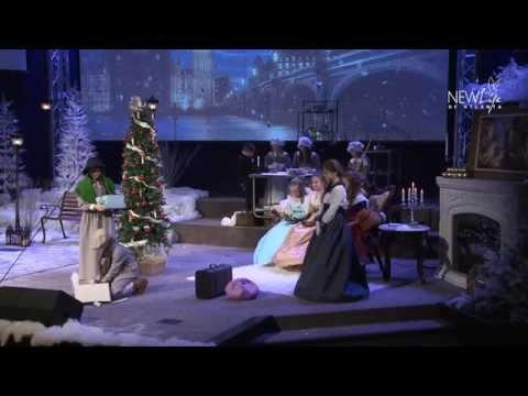 Christmas play 2014 [] Церковь Новая жизнь Рождественская сценка 2014 год.