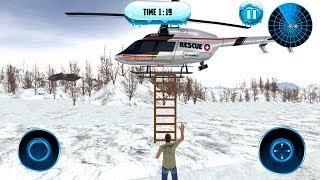 Helicopter Simulator Rescue Force Emergency Team (by Kool Games) Android Gameplay [HD]