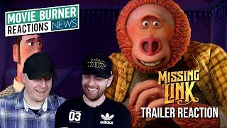 MISSING LINK Trailer #2 Reaction and Thoughts