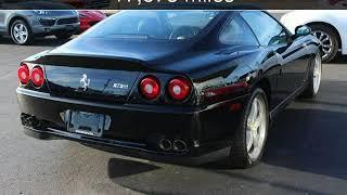 2004 Ferrari 575M Maranello  Used Cars - Granite City,Illinois - 2019-01-20