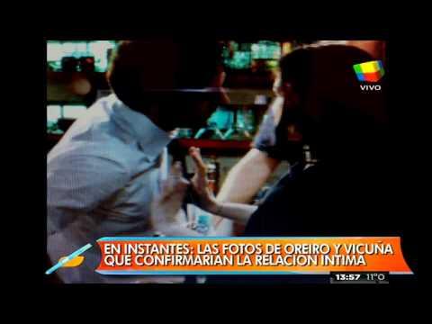 La foto de Vicuña y Oreiro que despierta rumores de romance