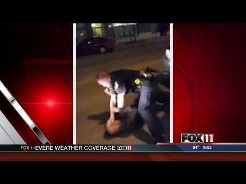 Green Bay Police investigating officer's actions