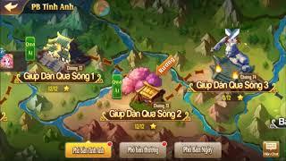 OMG 3Q - Chiến hồn cho tôn sách và cách vượt ải 3 sao