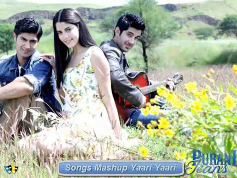 Yaari Yaari Mashup 2014 purani Jeans Latest Hindi Songs video