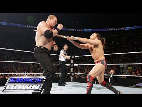 Daniel Bryan vs. Kane – No Disqualification Match: SmackDown, January 22, 2015