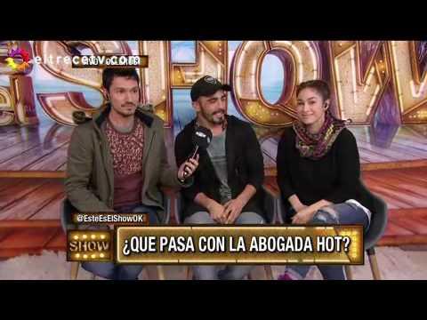 """La abogada hot renunció al Bailando: """"Todo tiene un límite"""""""