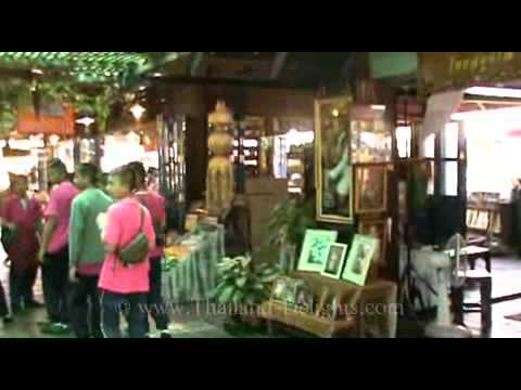 Pattaya Floating Market,Sukhumvit Road, Pattaya, Nongprue, Banglamung, Chonburi. ( 4 )